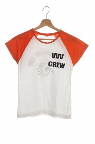 Детска блуза, Размер 10-11y/ 146-152 см, Цвят Бял, Цена 3,00лв.