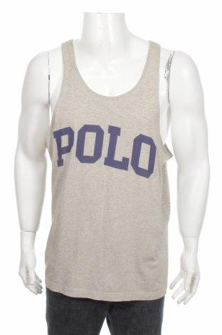 Ανδρική αμάνικη μπλούζα Polo Sport