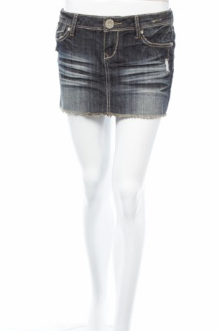 Пола Almost Famous, Размер M, Цвят Син, 74% памук, 25% полиестер, 1% еластан, Цена 5,60лв.