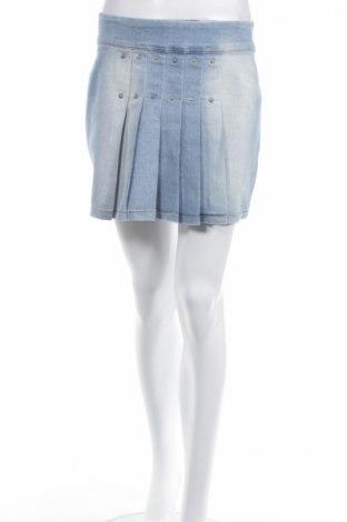 Φούστα Boyco, Μέγεθος M, Χρώμα Μπλέ, 100% βαμβάκι, Τιμή 2,86€