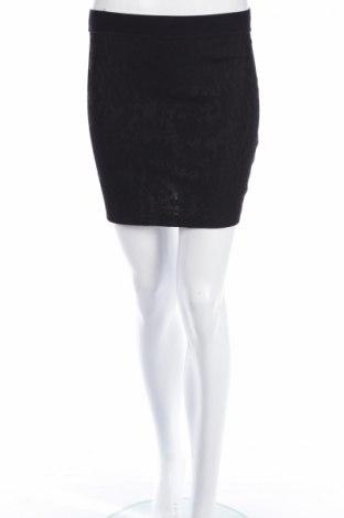 Φούστα H&M Divided, Μέγεθος M, Χρώμα Μαύρο, 63% πολυεστέρας, 37% πολυαμίδη, Τιμή 2,48€
