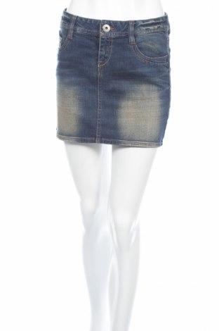 Φούστα High Quality, Μέγεθος S, Χρώμα Μπλέ, Τιμή 3,47€