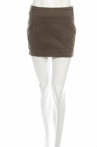Пола Xdye, Размер L, Цвят Зелен, 98% памук, 2% еластан, Цена 7,14лв.