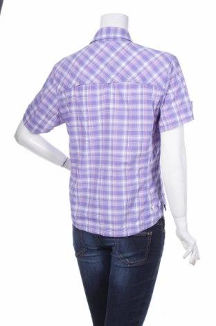 Γυναικείο πουκάμισο εγκυμοσύνης Mc Kinley, Μέγεθος L, Χρώμα Βιολετί, 100% πολυαμίδη, Τιμή 11,75€