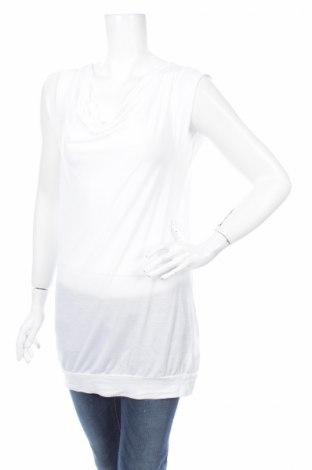 Туника Esprit, Размер XS, Цвят Бял, 100% лиосел, Цена 5,46лв.