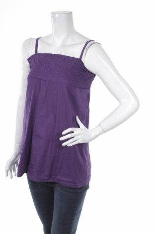 Туника Outfitters Nation, Размер S, Цвят Лилав, 60% памук, 37% полиамид, 3% еластан, Цена 3,00лв.
