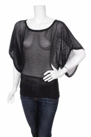 Дамска блуза Body Central, Размер M, Цвят Черен, Цена 6,44лв.