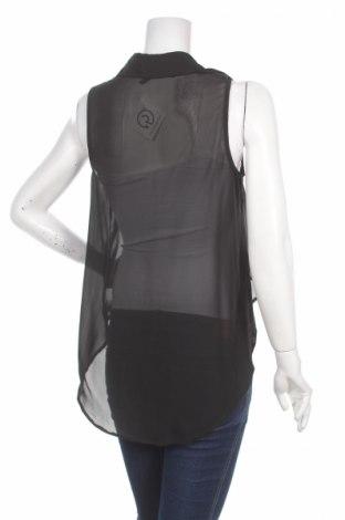 Γυναικείο πουκάμισο Ali & Kris, Μέγεθος M, Χρώμα Μαύρο, 100% πολυεστέρας, Τιμή 9,90€