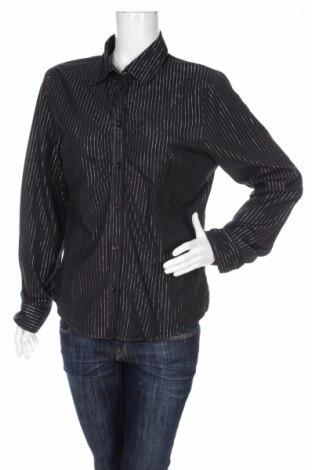 Γυναικείο πουκάμισο Blind Date, Μέγεθος L, Χρώμα Μαύρο, 99% βαμβάκι, 1% μεταλλικά νήματα, Τιμή 13,61€