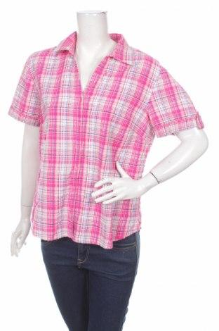 Γυναικείο πουκάμισο Erika, Μέγεθος L, Χρώμα Πολύχρωμο, Τιμή 8,66€