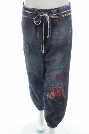 Damskie jeansy Desigual