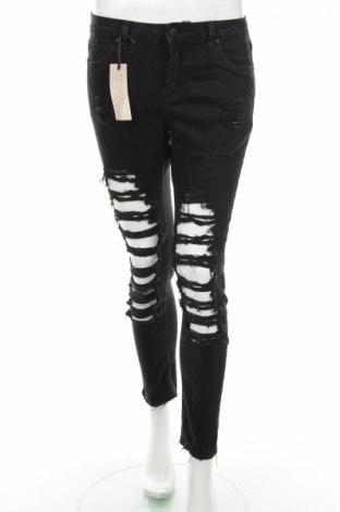 Damskie jeansy Streetwear Society