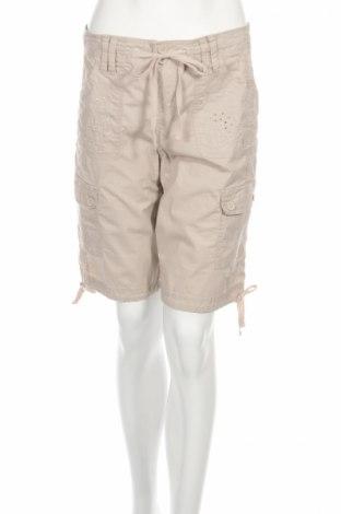 Γυναικείο κοντό παντελόνι Style & Co, Μέγεθος M, Χρώμα  Μπέζ, 97% βαμβάκι, 3% ελαστάνη, Τιμή 4,33€