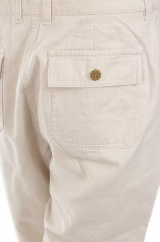 Дамски панталон Jones New York, Размер L, Цвят Екрю, Памук, Цена 23,20лв.