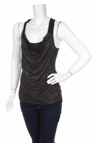 Γυναικείο αμάνικο μπλουζάκι Rock & Republic, Μέγεθος XS, Χρώμα Μαύρο, 95% βισκόζη, 5% ελαστάνη, Τιμή 3,34€