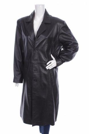 d1243af3a4d8 Δερμάτινο γυναικείο παλτό Berto Lucci - σε συμφέρουσα τιμή στο Remix ...