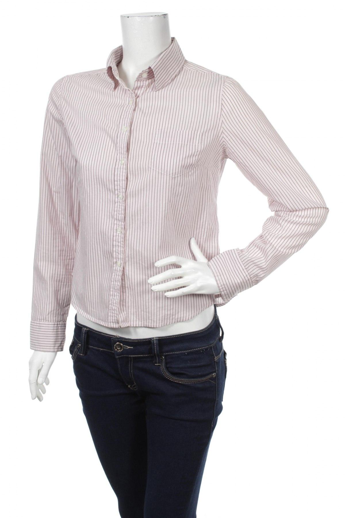 Γυναικείο πουκάμισο Atlast, Μέγεθος M, Χρώμα Πολύχρωμο, Βαμβάκι, πολυεστέρας, ελαστάνη, Τιμή 12,99€