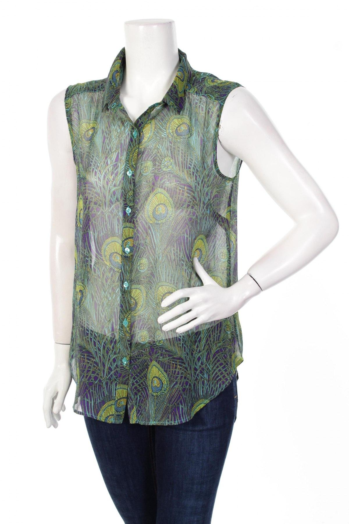 Γυναικείο πουκάμισο Days Like This, Μέγεθος M, Χρώμα Πολύχρωμο, Τιμή 9,90€