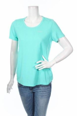 Дамска тениска Odlo, Размер M, Цвят Син, 100% полиестер, Цена 23,40лв.