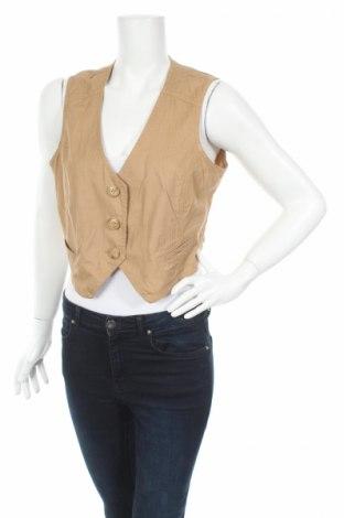 Дамски елек Orsay, Размер XL, Цвят Кафяв, Цена 25,42лв.