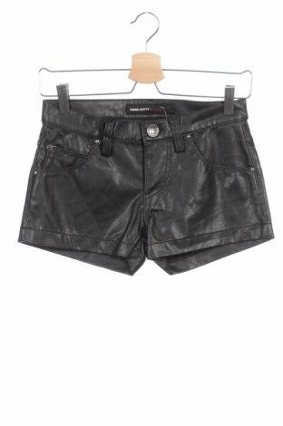 Дамски къс кожен панталон Miss Sixty