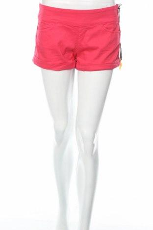 Γυναικείο κοντό παντελόνι Killah, Μέγεθος S, Χρώμα Ρόζ , 97% βαμβάκι, 3% ελαστάνη, Τιμή 17,34€