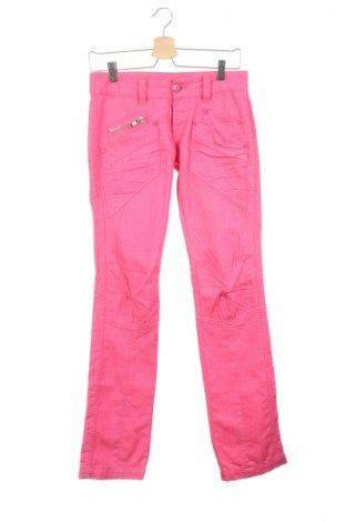 Дамски панталон Decon Woman, Размер S, Цвят Розов, Цена 9,57лв.