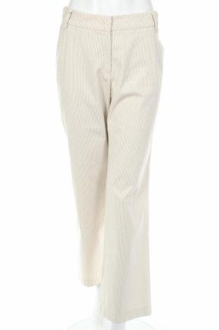 Дамски панталон Gardeur, Размер M, Цвят Бежов, 97% памук, 3% еластан, Цена 13,16лв.