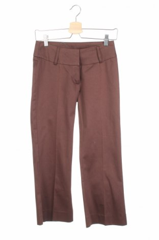 Дамски панталон Just Urban, Размер XS, Цвят Кафяв, Цена 10,16лв.