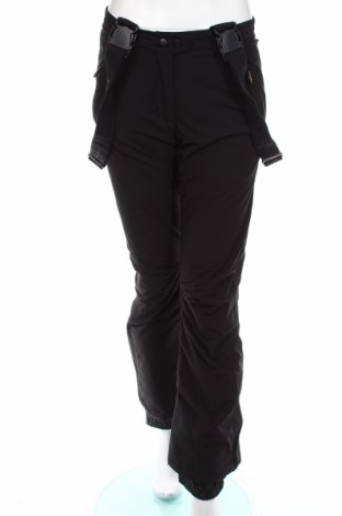 Дамски панталон за зимни спортове Hyra, Размер XS, Цвят Черен, 94% полиестер, 6% еластан, Цена 88,00лв.