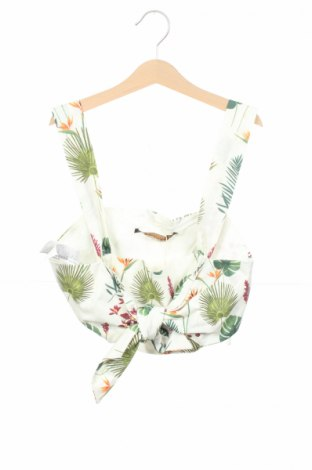 Γυναικείο αμάνικο μπλουζάκι Zara Trafaluc