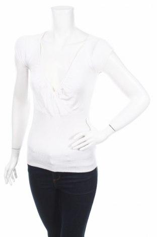 Γυναικείο πουλόβερ Gate Woman, Μέγεθος S, Χρώμα Λευκό, Τιμή 5,09€