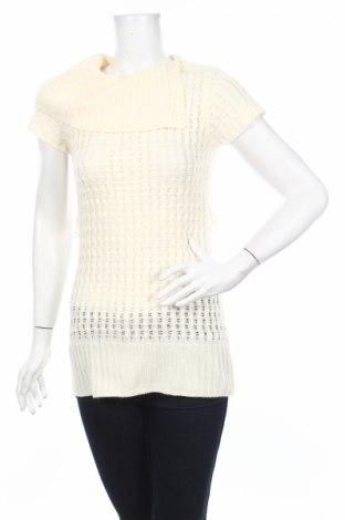Дамски пуловер No Boundaries, Размер S, Цвят Бял, Цена 8,37лв.