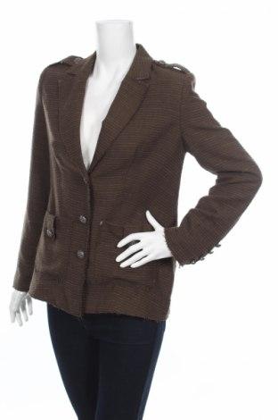 Дамско сако Laura Scott, Размер M, Цвят Бежов, Полиестер, Цена 7,77лв.