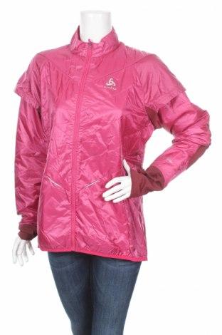 Дамско спортно яке Odlo, Размер XL, Цвят Розов, Полиамид, Цена 81,25лв.