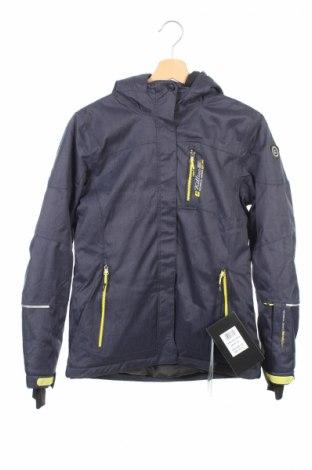 Детско яке за зимни спортове Killtec, Размер 13-14y/ 164-168 см, Цвят Син, Полиестер, Цена 115,50лв.