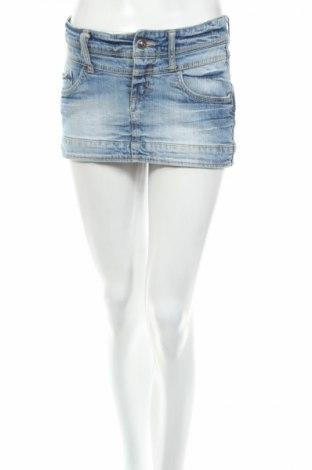 Φούστα Terranova, Μέγεθος S, Χρώμα Μπλέ, 98% βαμβάκι, 2% ελαστάνη, Τιμή 3,80€