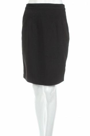 Пола Vero Moda, Размер S, Цвят Черен, 100% полиестер, Цена 5,75лв.