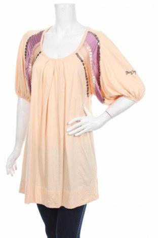 Tunika  Miss Sixty, Veľkosť XS, Farba Oranžová, 50% bavlna, 50% modal, Cena  11,55€