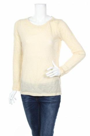 Γυναικεία μπλούζα Bel Air, Μέγεθος M, Χρώμα  Μπέζ, Μαλλί, Τιμή 35,05€