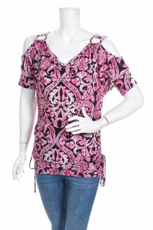 Γυναικεία μπλούζα Isabella Rodriguez, Μέγεθος S, Χρώμα Πολύχρωμο, 94% πολυεστέρας, 6% ελαστάνη, Τιμή 3,25€