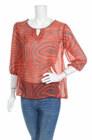 Γυναικεία μπλούζα Soya Concept, Μέγεθος M, Χρώμα Πορτοκαλί, 100% πολυεστέρας, Τιμή 3,47€