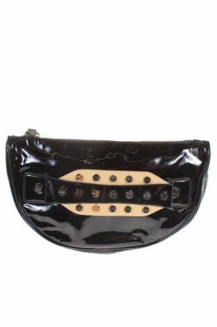Geantă de femei Jo Mercer, Culoare Negru, Piele ecologică, Preț 35,53 Lei