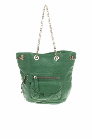 Dámska kabelka  Kate Lee, Farba Zelená, Pravá koža , Cena  39,51€