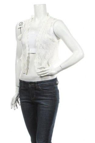 Γυναικεία ζακέτα, Μέγεθος XS, Χρώμα Λευκό, Τιμή 3,23€