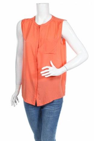 Дамска риза, Размер M, Цвят Оранжев, Цена 4,00лв.