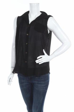 Дамска риза Atmosphere, Размер M, Цвят Черен, Цена 4,50лв.