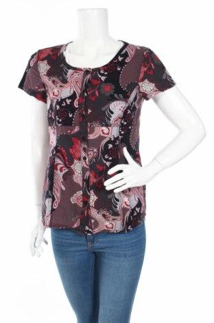 Дамска риза Cecil, Размер S, Цвят Многоцветен, Памук, Цена 4,00лв.