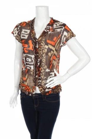 Дамска риза Gerry Weber, Размер M, Цвят Многоцветен, Цена 6,80лв.