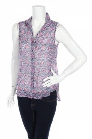 Дамска риза H&M, Размер S, Цвят Многоцветен, Полиестер, Цена 3,50лв.